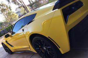 2015 Chevrolet Corvette 3LZ / Z07