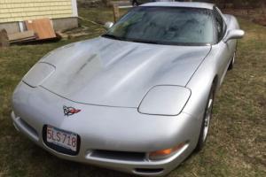2001 Chevrolet Corvette Targa Coupe