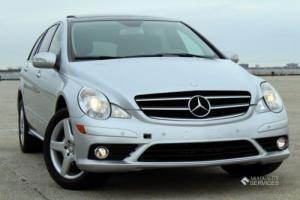 2010 Mercedes-Benz R-Class NO RESERVE!!!