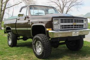 1984 Chevrolet C/K Pickup 1500 Photo