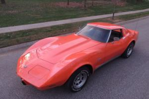 1976 Chevrolet Corvette Corvette T-Top Coupe