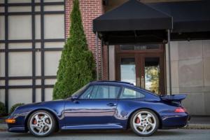 1996 Porsche 911 C4S