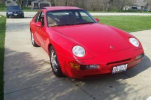 1992 Porsche 968 Coupe Photo
