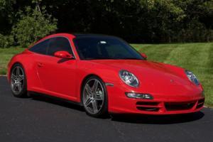 2007 Porsche 911 2dr Targa 4S