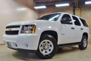 2010 Chevrolet Tahoe 4WD SSV Police