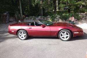 1986 Chevrolet Corvette Photo