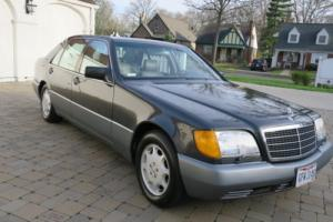 1992 Mercedes-Benz 500-Series SEL