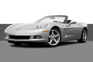 2006 Chevrolet Corvette Convertible just 7k Miles