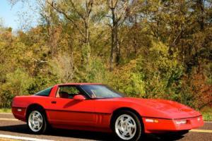 1990 Chevrolet Corvette Corvette ZR-1