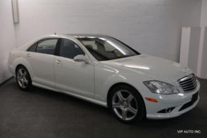 2007 Mercedes-Benz S-Class S550 4dr Sedan 5.5L V8 RWD