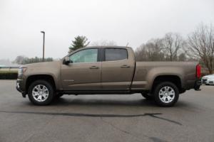 """2017 Chevrolet Colorado 4WD Crew Cab 140.5"""" LT"""