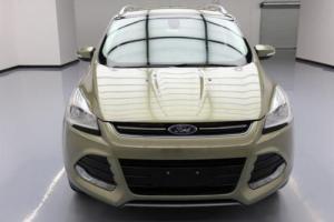 2014 Ford Escape TITANIUM ECOBOOST LEATHER REAR CAM