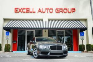 2014 Bentley Continental GT 2dr Coupe