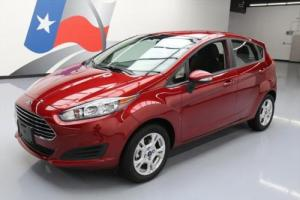 2016 Ford Fiesta SE HATCHBACK BLUETOOTH ALLOYS