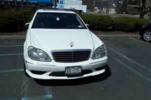 2006 Mercedes-Benz S-Class S 430 4MATIC AWD 4dr Sedan