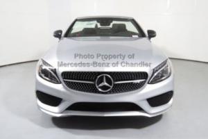 2017 Mercedes-Benz C-Class AMG C 43 4MATIC Cabriolet