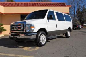 2013 Ford E-Series Van TV / DVD