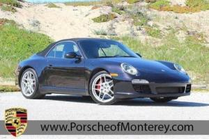 2012 Porsche 911 2dr Cabriolet Carrera S *Ltd Avail*