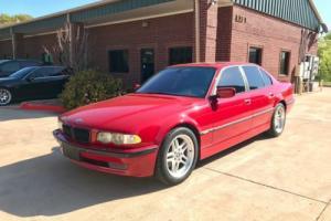 """2001 BMW 7-Series 740i """"M"""" Sport"""