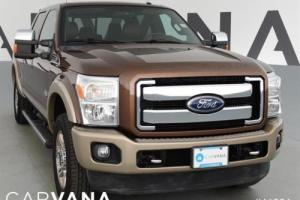 2011 Ford F-250 F-250 Super Duty King Ranch