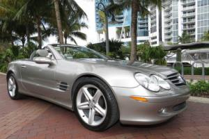 2005 Mercedes-Benz SL-Class SL500 2dr Roadster 5.0L