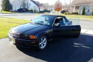 2002 BMW 3-Series Sports Coupe