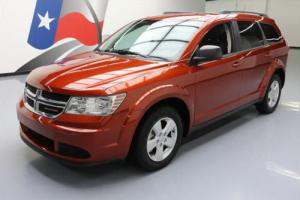 2013 Dodge Journey SE 7-PASS CRUISE CTRL ALLOYS