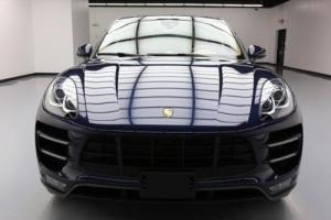2015 Porsche Macan TURBO AWD PANO ROOF NAV 20'S