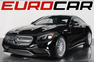 2016 Mercedes-Benz S-Class AMG S 65 ($237,365.00 MSRP)