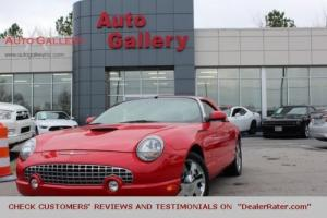 2003 Ford Thunderbird --