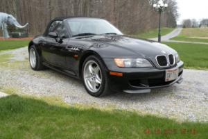 1998 BMW M Roadster & Coupe M ROADSTER