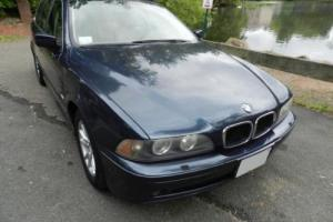 2003 BMW 5-Series 525iTA