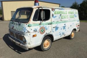 1968 Chevrolet 90 Van Handyman