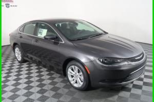 2016 Chrysler 200 Series