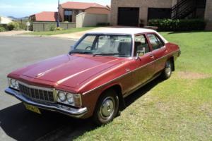 Holden 1976 Premier, 6 Cyl. Auto. Photo