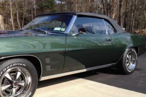 1969 Pontiac Firebird 400 Convertible Photo