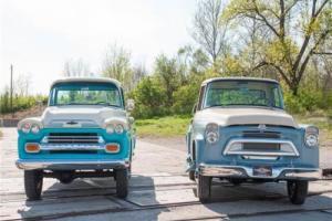 1957 International-Harvester A120 4x4