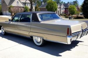 1970 Cadillac Fleetwood Photo