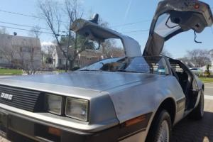 1980 DeLorean DMC