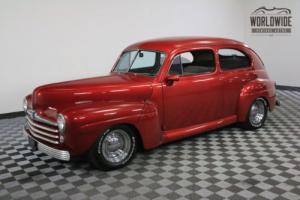 1948 Ford SEDAN HOLLEY 4-BARREL CARB AUTO