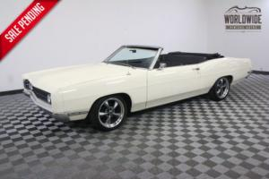 1969 Ford Galaxie 390 V8 AUTO PS PB CONVERTIBLE