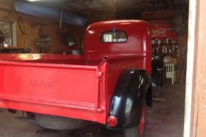 1949 International Harvester KB2