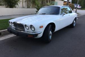 1976 Jaguar XJ hotord jag