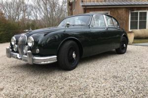 1960 Jaguar MKII MKII