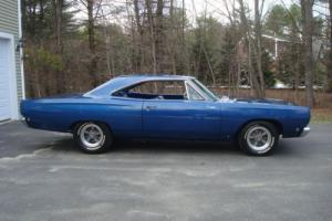 1968 Plymouth Road Runner Muscle Car Photo