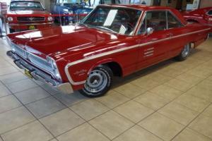 1966 Plymouth Fury Sport