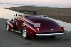 1937 Pontiac Convertible Coupe