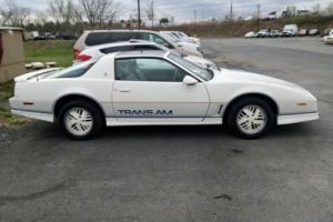1984 Pontiac Trans Am Recaro