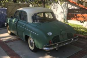 1961 Renault DAUPHINE Photo