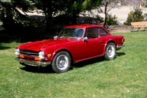 1974 Triumph TR-6 Photo